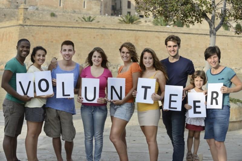 volunteer picture